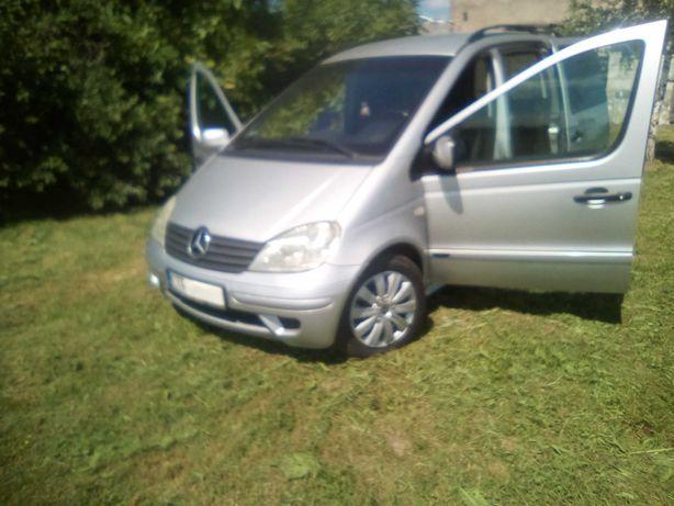Mercedes vaneo 1.7 cdi 2002r