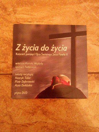 """Płyta DVD o Janie Pawle II - """"Z życia do życia"""""""