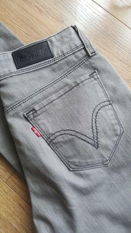 Jeansy Levis471 slim fit 28x32