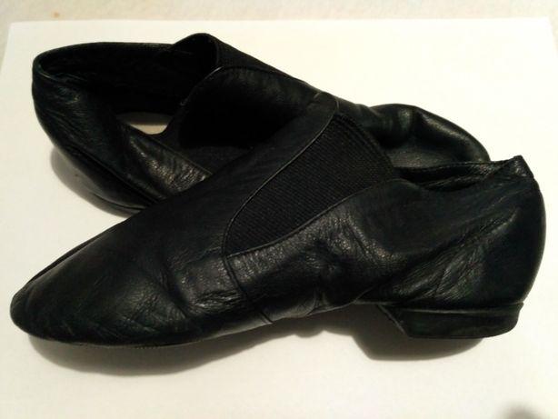 JAZZÓWKI - buty do tańca.