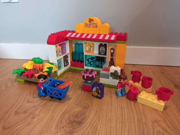 LEGO Duplo supermarket 5604 + gratisy