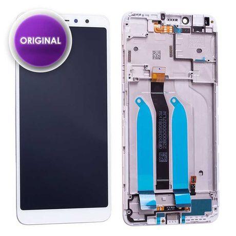 Ecra LCD + Touch com frame Xiaomi Redmi 6/6A - Service Pack (Original)