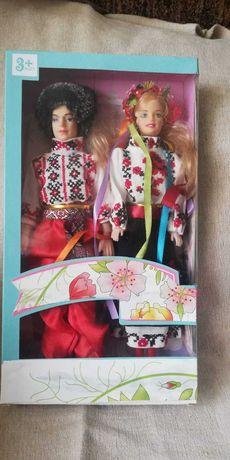 Ляльки барбі в Українському вбранні