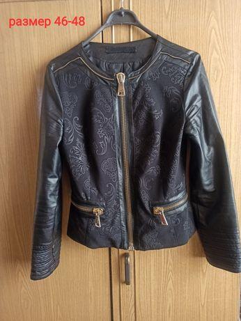 Продам куртку ЭКО кожа