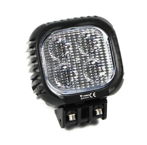 Lampa robocza 4 LED 40W Bardzo Mocna 12-24V Cree
