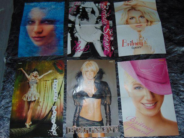 Britney Spears plakaty,artykuły