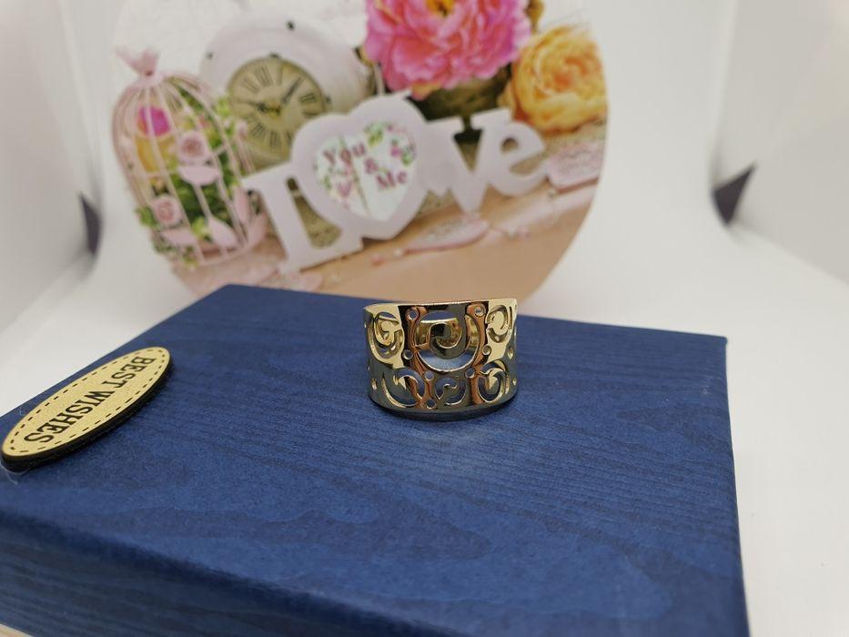 **Nowy złoty pierścionek 3,05g p.585-Lombard Stówka** Michale - image 1