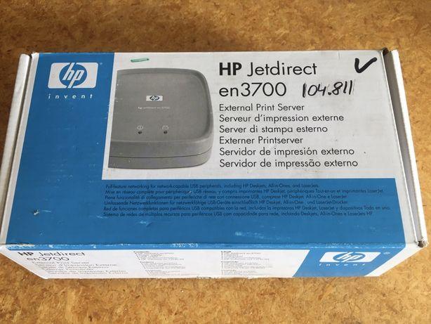 Принтсервер HP en3700 usb