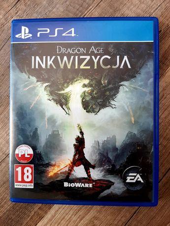 Gry na PlayStation 4 - Dragon Age Inkwizycja