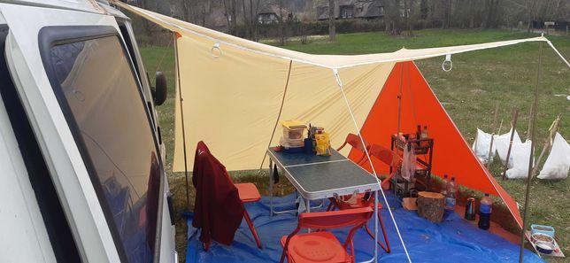 Przedsionek/namiot do busa, kampera