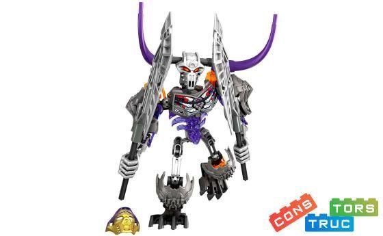 Lego bionicle 70793. Череп Убийца. Оригинал.