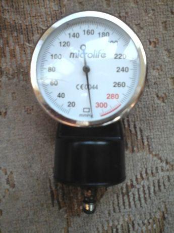 Продам манометр от аппарата для измерения давления