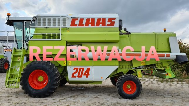 Claas Mega 204 Lala medion claas dominator 98 sl 98 vx