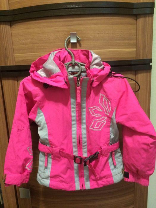 Курточка для девочки 2-3 лет Изюм - изображение 1