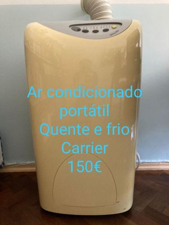 Ar condicionado portátil Carrier