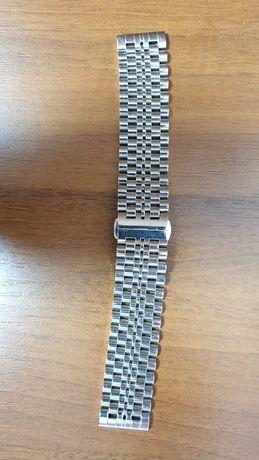 Браслет для часов Isuya нержавеющая сталь / литой / глянец 22 мм