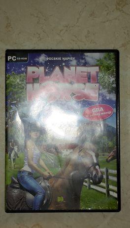 gra na komputer Planet Horse