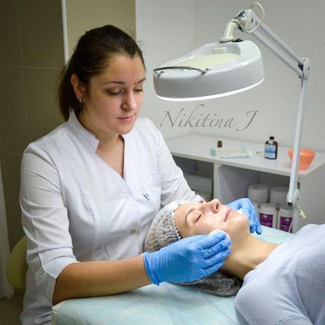 Дипломированный косметолог с медицинским образованием