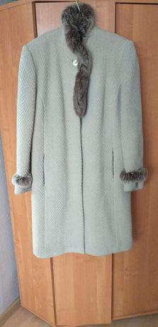 Płaszcz jesienno zimowy 44