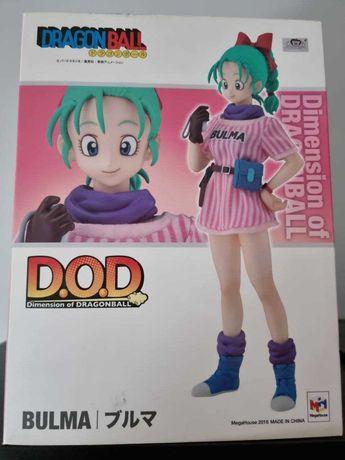 DOD Dimension of Dragon Ball Bulma MEGAHOUSE