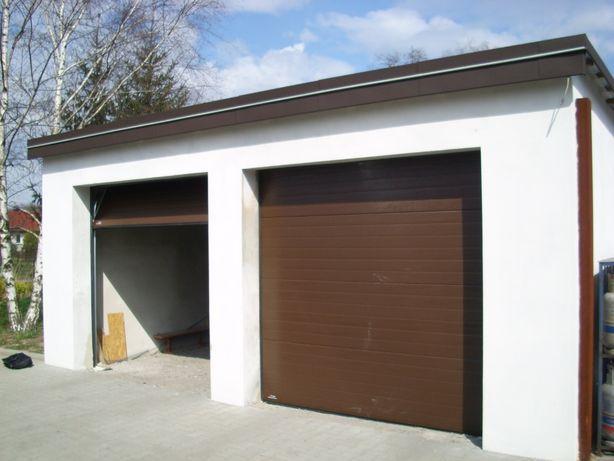 Brama garażowa segmentowa od Producenta !!!PROMOCJA!!!