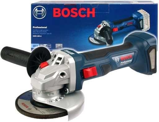 Szlifierka kątowa GWS 18-125 V-Li Bosch Korpus