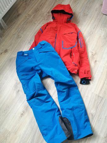 Salomon kurtka spodnie narciarskie bdb- meskie