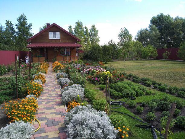 Продам дом 95кв.м, 6 км метро Славутич, возле озер Мартышов и Святище.