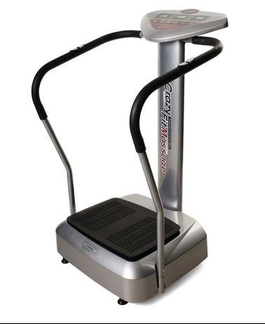"""Вибрационная платформа Zoryana """"Fitness Plus"""" - тренажер для фитнеса"""