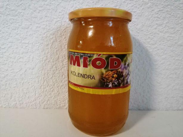 Miód Kolendra 1,2 KG