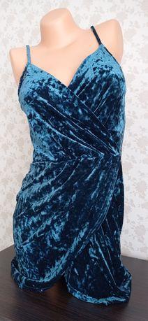 Платье на тонких бретелях, сарафан