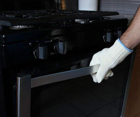 Термостойкие перчатки ПАРА 2шт, Прихватка для высоких температур
