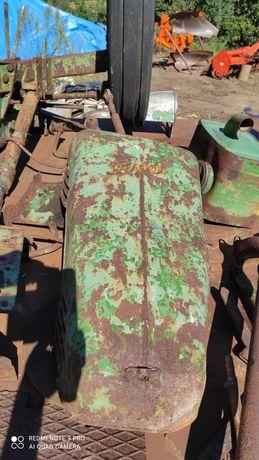 FENDT GT 220 desmontado para restauro