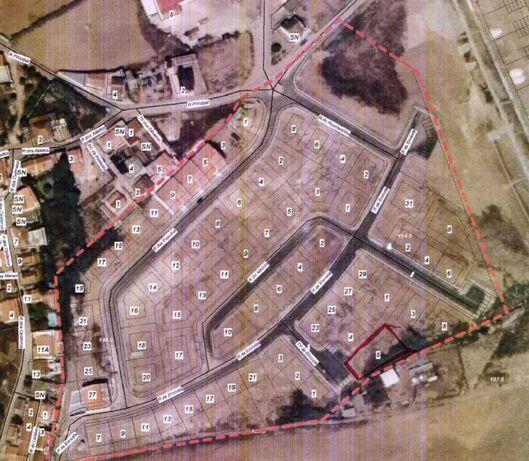Vendo lote de terreno para construção urbana