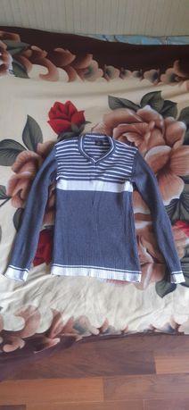 Мужской зимний свитер