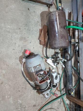 Rębak hydrauliczny