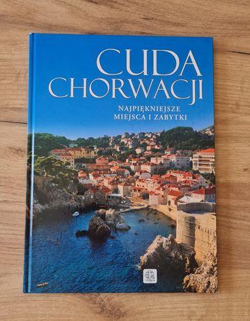 Cuda Chorwacji Najpiękniejsze miejsca i zabytki książka Dragon