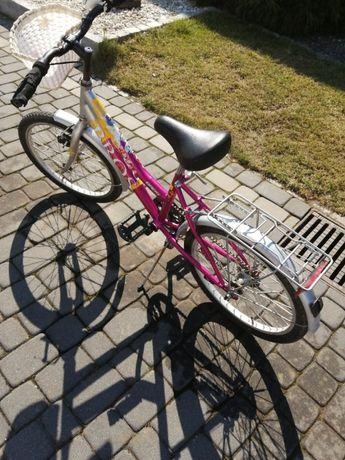 Rower dziecięcy 20 cali