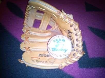 Sprzedam Rękawica Baseballowa
