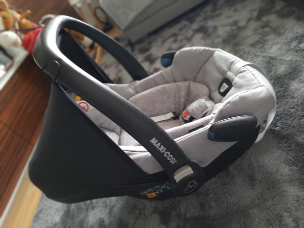 Nosidełko MAXI COSI z wkładką dla niemowlaka