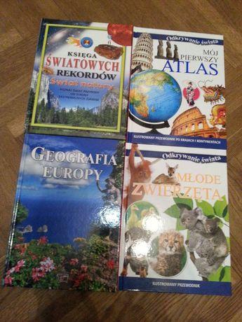 4 książki dla dzieci NOWE