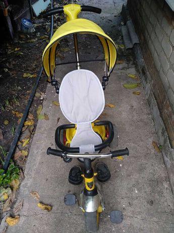 Детский 3х колесный велосипед