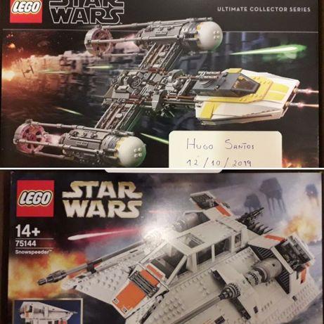LEGO Star Wars UCS 75211 75101 75144  75203 75176 75181 75180 75274
