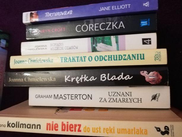 książki różne za 10 zł i 5 zł