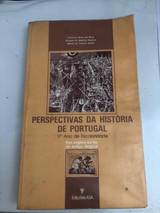 Perpectivas da História de Portugal - 11º Ano de Escolaridade Moita - imagem 1