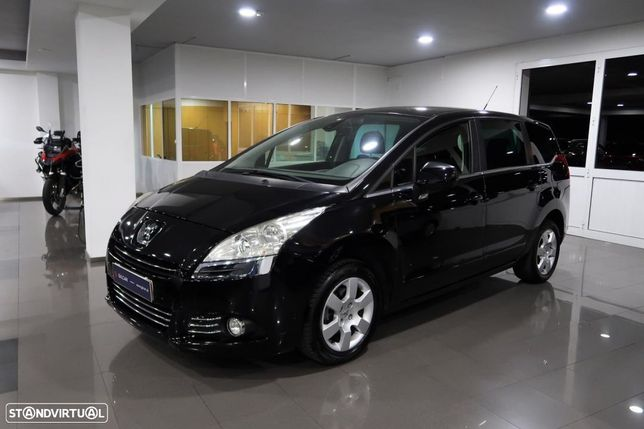 Peugeot 5008 1.6 HDi Executive JLL17