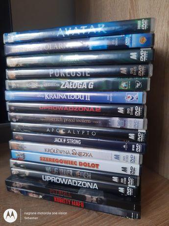 Filmy dvd kilka filmów