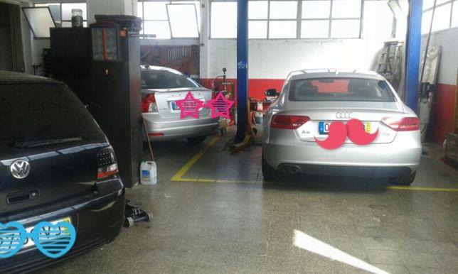 oficina reparaçao automovel serviços rapidos, diagnostico