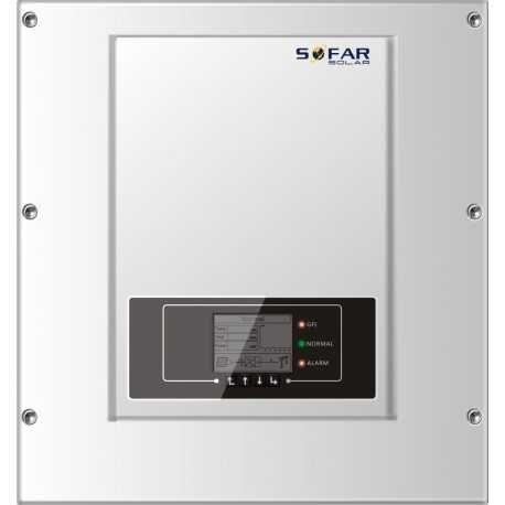 Inwerter SOFAR 4,4KTL-X Trójfazowy