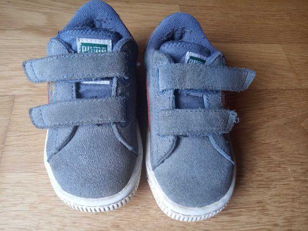 Buty/Adidasy chłopięce Puma r. 22